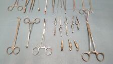 Various Surgical Instruments, V Mueller, Codman, Pilling, Konig