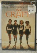 The Craft (DVD, 2000, Special Edition) RARE HORROR BRAND NEW