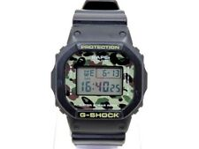 CASIO G-SHOCK x A Bathing Ape BAPE Limited Collab Watch DW-5600VT Camo Green