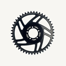 NEW BLACK Lekkie Bling Ring Bafang Mid Drive EBike Chainring  42T BBSHD Electric