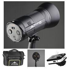 LED 600W Studio Flash Modeling Light Monolight Kit w/ Bag Photo Studio Portable