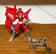 "Mighty Morphin Power Rangers 2010  ""Action Red Ranger"""