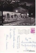 """# MARINA DI GROSSETO: HOTEL """"GONDOLETTA"""" VIALE XXIV MAGGIO - notturno   1963"""
