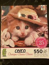 "Ceaco Puzzles ""Shady Lady"" 550 Piece Puzzle"