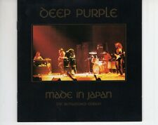 CD	DEEP PURPLE	Made in Japan - the remastered edition	2CD EX  (R2897)