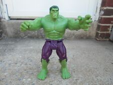 "2013 Marvel Legends INCREDIBLE HULK 11"" Tall  Action Figure  Avengers  FREE SHIP"