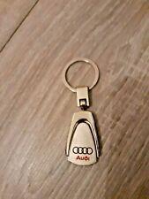 Porte Clé Audi a3 a4 a5 a6 q3 q4 q5 r8 sportback s3 s4 quattro  v6 e-tron neuf
