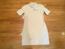 Lacoste Polo Dress size 40 or 8