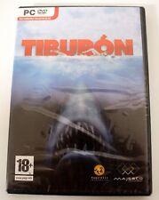 TIBURON JAWS UNLEASHED - PC ESPAÑA - NUEVO PRECINTADO - RARISIMO