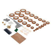 Alto Saxophone Repair Kits Saxophone Pads Screws Reeds DIY Replacement Parts