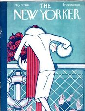 Excellent 1926 New Yorker May 15th