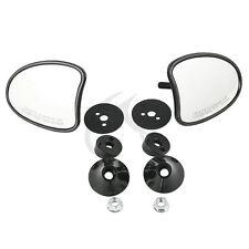 10mm Inner Fairing Mount Mirrors For Harley Street Glide Tri Glide 2014-2017 15