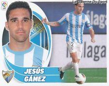 03B JESUS GAMEZ ESPANA MALAGA.CF STICKER CROMO LIGA 2013 PANINI