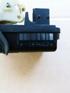 Door lock actuator 07-2013 Cadillac Escalade