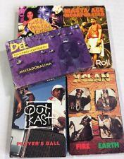 Rap Cassette Tape Singles Del Tha Funke Master Ace Outkast Prince X-clan G-funk