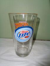 Miller Lite - Beach Summer Fling - Pint Beer Glass