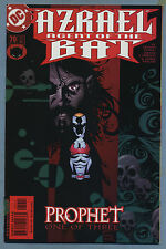 Azrael Agent of the Bat #70 2000 DC Comics