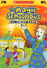 The Magic School Bus: All About Earth DVD