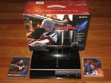 Playstation 3 40GB CECHH00 PS3 Console Devil May Cry 4 Limited Edition CECH H00