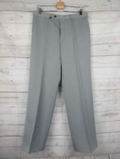 Straight Leg Vintage Trousers for Men