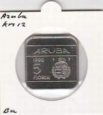 Aruba 5 florin 2000 BU - KM12