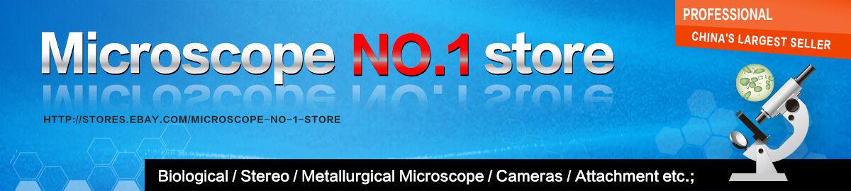 Microscope NO.1 store
