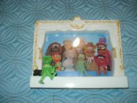 Sigma Tastesetter Kermit The Frog Ceramic Picture Frame Muppets Perfect