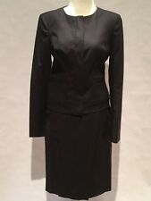 "BROOKS BROTHERS SUIT NAVY JACKET AND SKIRT ""346 SIZE 2 WORN ONCE"