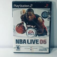 PlayStation 2: NBA Live 06 Video Game