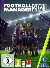 Gestor de fútbol 2021 PC!!! nuevo + embalaje orig.!!!