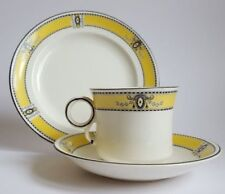 Unboxed Yellow Decorative Porcelain & China