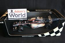 Minichamps Minardi Cosworth PS03 2003 1:18 #19 Jos Verstappen (NED) (RG)