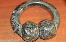 ANTIQUE AND ORIGINAL BRACELET  BEDOUIN , SILVER  , VERY RARE , I ACCEPT OFFERS