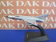 Die cast 1/130 Modellino Aereo Aircraft Mikoyan-Gurevich MiG-21 Fishbed USSR