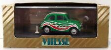 Vitesse Models 1/43 Scale Diecast L064 - Fiat 500 La Pizza Di Gennaro - Green