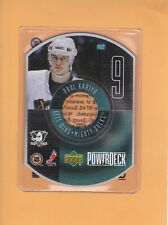 PAUL KARIYA 1999 UPPER DECK POWERDECK # PD2 ANAHEIM DUCKS ** FREE SHIPPING **