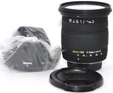Lente Macro Sigma 17-70 mm f/2.8-4.5 DC Para garantía de 1 año de Pentax. *15