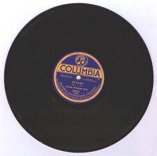 "10"" 78 RPM RECORD - COLUMBIA A2717 - DREAMS / ALABAMA LULLABY (c. 1919)"