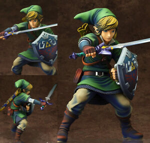 Anime Manga The Legend of Zelda Skyward Sword Link Action Figuren Figur Figure