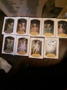 Hanging Fairy porcelain Ornament fairyland