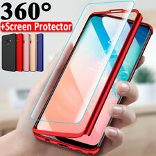 Case For SAMSUNG S21 S20 FE A12 A52 5G Shockproof 360 Ultra Thin FULL Hard Cover