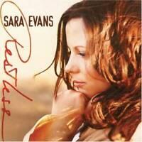 Restless - Audio CD By Sara Evans - VERY GOOD