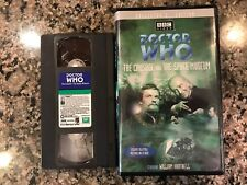 Doctor Who The Crusade And The Space Musem Vhs! 1965 Episodes! Torchwood