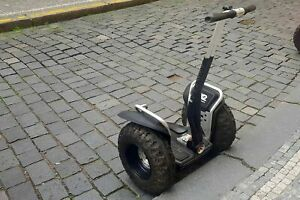 Segway X2, slightly used - perfect condition
