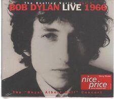 BOB DYLAN LA BOOTLEG SERIES EN VIVO 1966 - 2 (DOBLE) CD F.C. SELLADAS