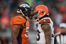 Cleveland Browns vs. Denver Broncos, THUR 10/21, 8:00 PM Sect. 119, Row 5, 2 Tix