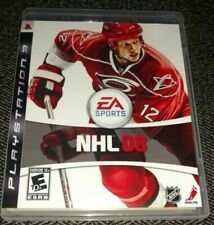 NHL 08 - PS3 - MISSING MANUAL - FREE S/H - (F)