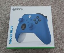 Microsoft Wireless Controller for Xbox Series X/S - Shock Blue - New & Sealed