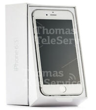 iPhone 6s 128GB Silver Silber Smartphone Handy Retina HD 3D Touch 4K A9 iOS