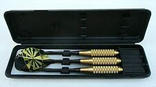 SET OF 3 HARROWS DARTS WITH FLIGHTS TECHNOLOGY IN ORIGINAL CASE MADE IN ENGLAND